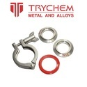 Stainless Steel TC Clamp Set