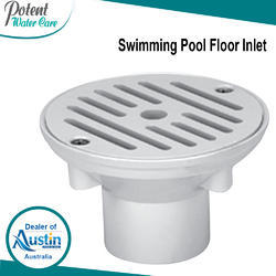 Swimming Pool Floor Inlet