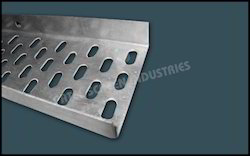 Perforated Aluminum Cable Tray