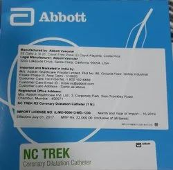 Abbott NC Trek Balloon