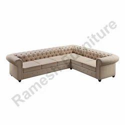 Leather Designer Sofa