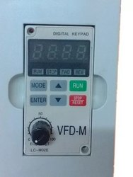 VFD-M control panel