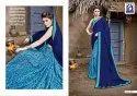 Rachna Chiffon Sakhi Catalog Saree Set For Woman
