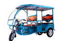 Tumtum With Ultra Kit (with Wind Shield) Battery Operated Rickshaw