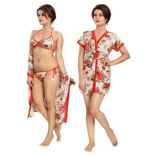 Ladies Printed Bikini Set