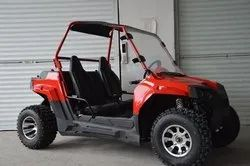 UTV ATV 200CC Red Colour