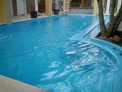 Fiberglass Layered Swimming Pool