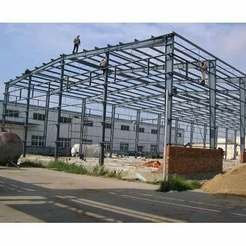Iron Heavy Structural Fabrication Services