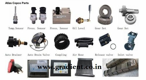 Atlas Copco Parts Minimum Pressure Valve Kit Manufacturer From Delhi