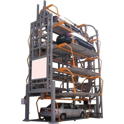 Vertical Parking: Rotary Vertical Car Parking System At Rs 475000 /car