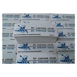 Polycarbonate Sign Stickers