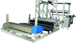 Opener Rewinder Machine