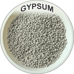 Agriculture Fertilizer Gypsum Granules