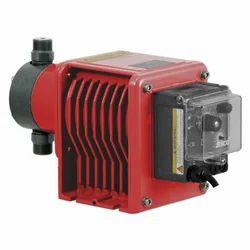 Solenoid Driven Metering Pumps