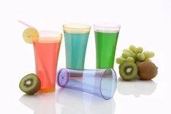 Plastic Classic Glass, Capacity: 300mL