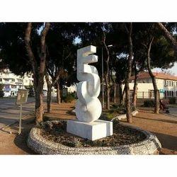 Marble Garden Sculpture