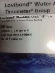 Silica Test Kit Lovibond