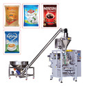 Servo Augur Powder Packing Machine VFFS Machine