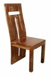 Soni Art Exports Brown Color Wood Chair 18x18x42 inch