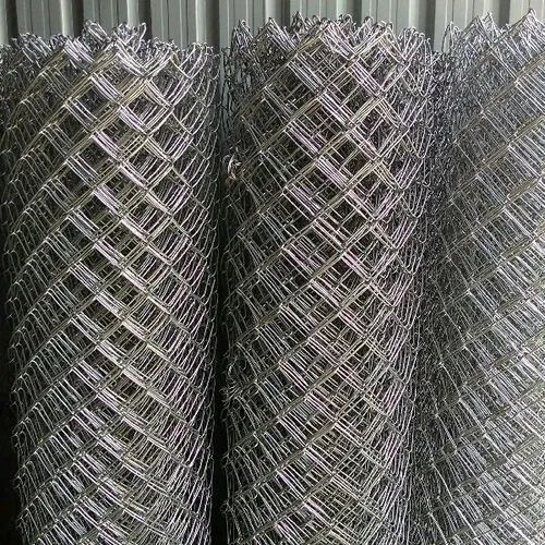 Silver Mild Steel Tata Fencing Wire 12 Hd Material Grade Ss 304 Size 2 2 Rs 106 Kg Id 4772004691