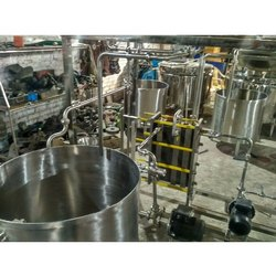 Stainless Steel Milk Pasteurizer Plate