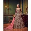 New Partywear Anarkali Salwar Suit