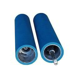 Blue Rubber Rollers