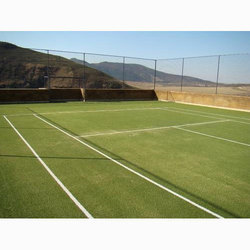 Lawn Tennis Court Grass
