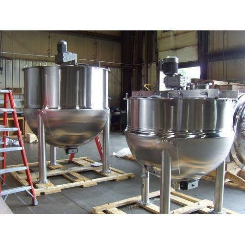 Saco Stainless Steel Steam Cooking System, For Commercial