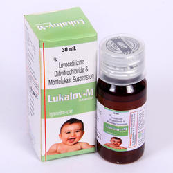 Levocetirizine 2.5 mg Montelukast 4 mg Suspension
