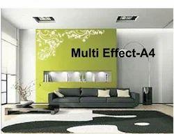 Big Stencils  Multy Efect -A4