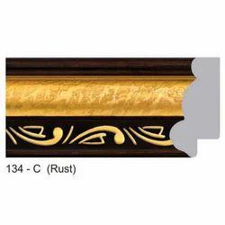 134-C Series Rust Photo Frame Molding