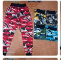Mens Printed Track Pants
