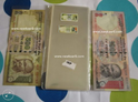 Currency Note Sleeves for Rs 500 & Rs 1000