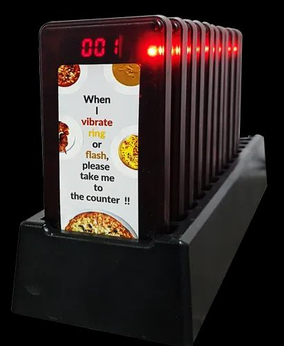 Pager Systems  For Food Courts ( Charging Base)