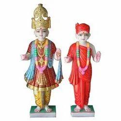 Swaminarayan God MARBLE  StATUE