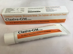 Miconazole, Clobetasole, Neomycin Sulphate,  Chlorocresol Ointment 15gm