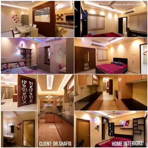 Living Room Turnkey Home Interior Designing Services, Rs 150000 ...