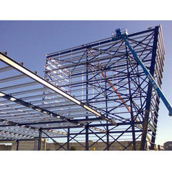 Steel Structure Designing Services