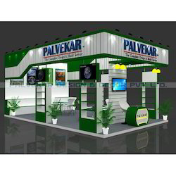 3d Stall Designer & Fabricator