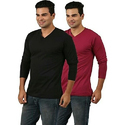 Men Full Sleeves Cotton T-Shirt
