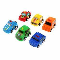 Kids Mini Pull Back Car Toys 6 Pcs (Assorted Color & Design)