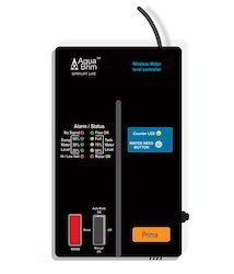 RF Based Wireless Water Level Controller