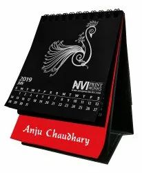 Customized Desk Calendar