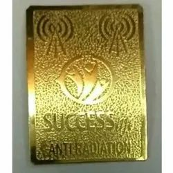 Anti Radiation Gold Chip