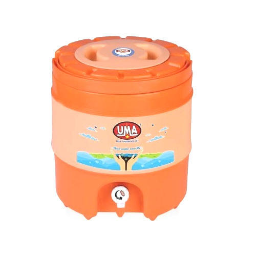 Orange Water Jug