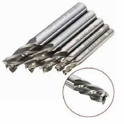 M2 And M42 Square & Ball Nose HSS End Mill, Shank Diameter: 3-40mm, Number Of Flutes: 4, 2