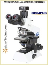Olympus CX21i LED Binocular Microscope