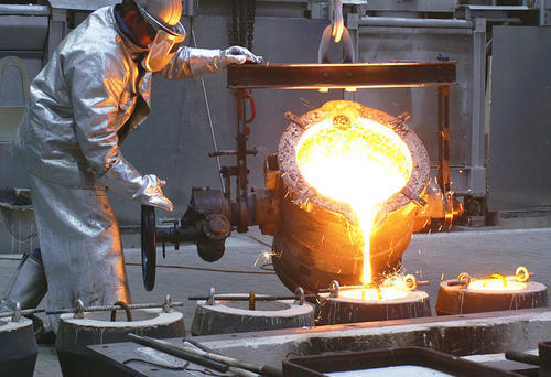 Foundry Castings, Grade Standard: Technical Grade, For Industrial ...