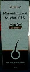 Minoxidil Topical Solution Ip 5%